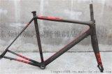 CAN碳纤维车架,尺寸51/53/55/57cm公路自行车车架,配件,爆款产品,可按要求定制