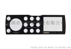 深圳全瑞德亚克力按键面板 遥控器面板 电子电器控制面板雕刻丝印加工成型