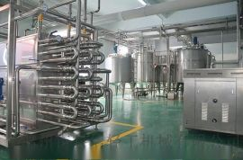(定制)小型菠萝汁饮料生产线 整套饮料加工设备 饮料机械
