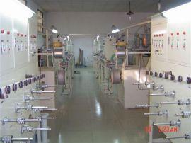 PVC包覆涤纶、玻璃纤维生产线 (BFDL-001)
