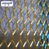 菱形鋼板拉伸網 工業建築鋁板網  衝壓拉伸網