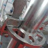 河北洪祥建筑器材供应盘扣式脚手架 双面热镀锌处理 现货供应