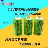 环保镍氢电池1.2V/2/3AA600mAh