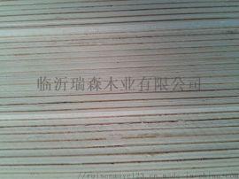 胶合板环保E1/E0级桉木家具板可贴皮多层胶合板