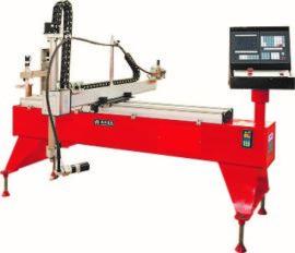 五轴坐标式焊接机器人