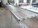 金屬網帶輸送機耐磨 提升爬坡輸送