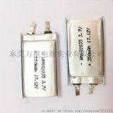 行车记录仪3.7V聚合物电池602035