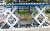 啓運機械液壓導軌式貨梯剪叉式起重機承德市直銷