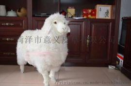 成都仿真山羊供应商价格