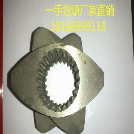 双螺杆造粒机配件螺纹元件,捏合块,积木式螺纹