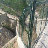 斜坡防护栅栏-铁路斜坡金属栅栏-防护栅栏厂家