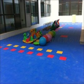 聚丙烯塑料防滑拼装地板,海南悬浮地板,宏利达地板