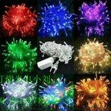 燈熠星星彩燈裝飾燈泡節日臥室滿天星夢幻串燈
