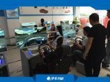 衡水80後夫妻5萬開模擬學車訓練館 生意火爆