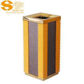 SITTY斯迪95.1040AJ木質大堂垃圾桶