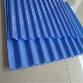 PVC波浪瓦厂家定制,化工厂用PVC工程防腐耐候瓦