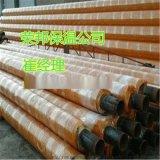 優質玻璃鋼熱力保溫管,玻璃鋼架空保溫管
