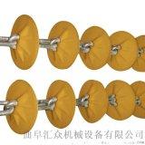 粉末管链输送机批发价厂家推荐 钙粉提升机