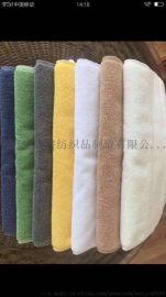 厂家直销 超细纤维毛巾 吸水不掉毛 可绣字压花烫花