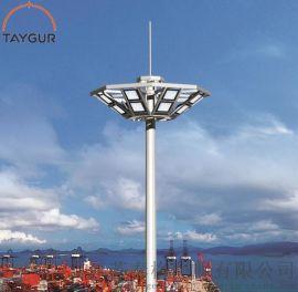 泰格LED高杆灯、环境室外照明灯、道路照明