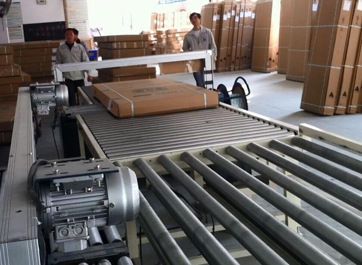 中山全自動打包機力量型東莞紙箱打捆機