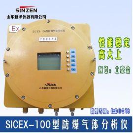 防爆型在线气体分析仪(H2、CO、O2)