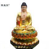 如来佛祖佛像 释迦摩尼佛像图片 三世佛三宝佛佛像