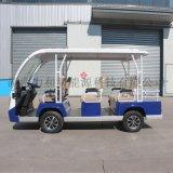 8座電動觀光車帶貨欄,營運車物業車