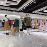 名歌广州原创大码棉麻女装品牌女装折扣尾货