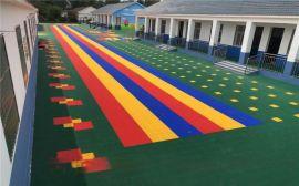 榆林靖边悬浮地板幼儿园气垫系列