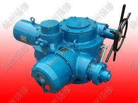 F-DZW500-K扬修阀门电动执行器选型