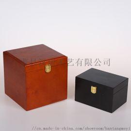 高档木盒定制实木包装盒加工厂家竹盒香樟木盒胡桃木盒