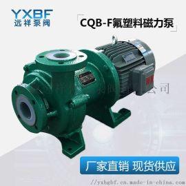 CQB-F衬氟磁力泵 耐酸碱 防腐蚀卧式化工泵