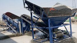 建筑废料破碎机建筑垃圾破碎制砂水洗生产线