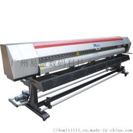 旭丽3.2米户内户外压电  机墙纸油画打印机装饰画无纺布印刷机