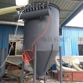 油菜籽除尘式气力吸粮机 葵花籽移动式气力输送机qc