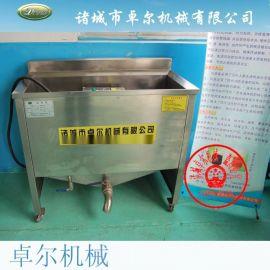 电加热油炸设备 油条小型油炸机 厂家直销