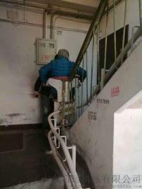 导轨式升降机供应商楼梯曲线老年人电梯长沙启运销售