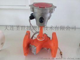 **圣世援  液体流量计 双声道超声波热量表TUC-2000W 插入式超声波热量表
