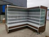 开封风幕柜水果保鲜柜厂家定做上门安装直销