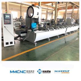 江苏 工业铝加工设备 轨道交通型型材加工中心钻铣床