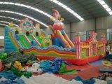 廣東惠州大型充氣城堡滑梯廠家直銷