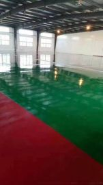胶州莱西黄岛平度环氧树脂地坪漆厂家**带施工