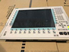 西门子810D系统开机后报**代码120202,等待NC/PLC的连接,与CCU主板通讯不上维修