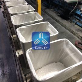 供应橡胶投料袋 eva环保小料袋 70度 85度
