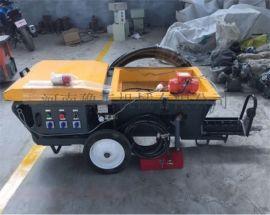 怀化市广东揭阳电动砂浆喷涂机