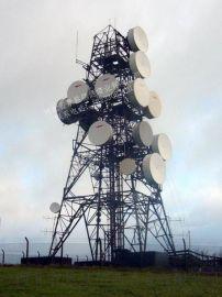 中国铁塔制造基地河北衡水广川-微波通信铁塔生产厂家