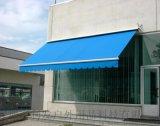 龍華各式伸縮遮陽棚深圳遮陽篷訂做南山雨篷遮陽棚定制