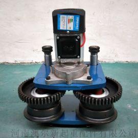 专业生产 钢丝绳电动葫芦跑车 / 葫芦运行跑车