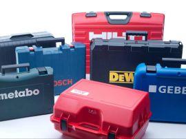 塑料电动工具箱